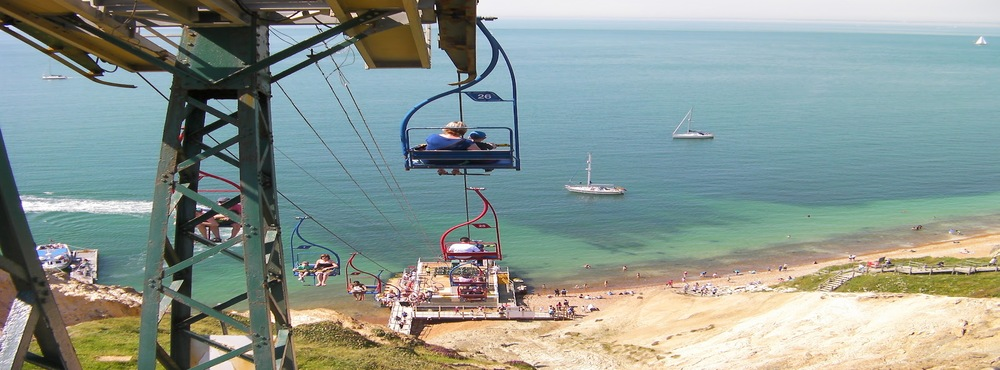 ISLE OF WIGHT - ONLY £35 PP