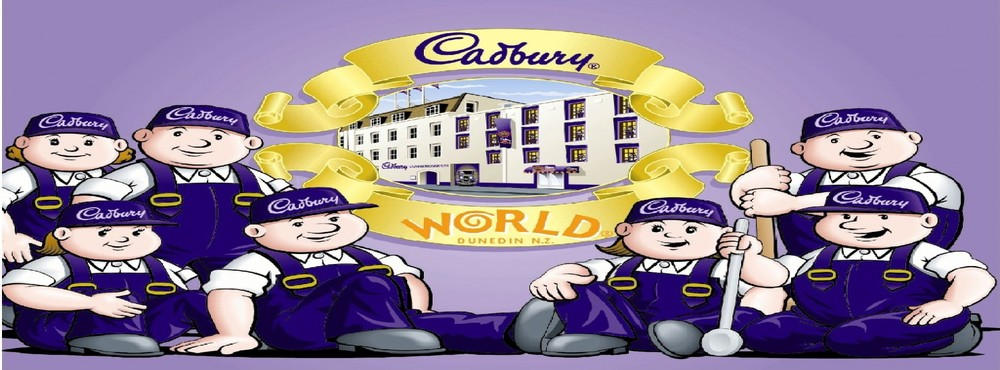 Cadbury World + Shri Venkateswara Balaji Temple